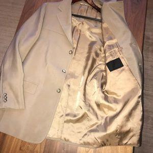 Prada men's sports jacket mohair